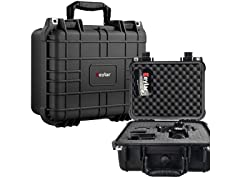 "Eylar Compact 13.37"" Gear Case Black"