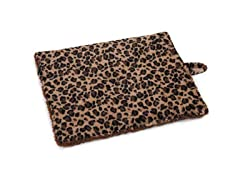 Slumber Pet™ Thermal Mat - Brown Leopard