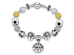 Golden Love Bracelet