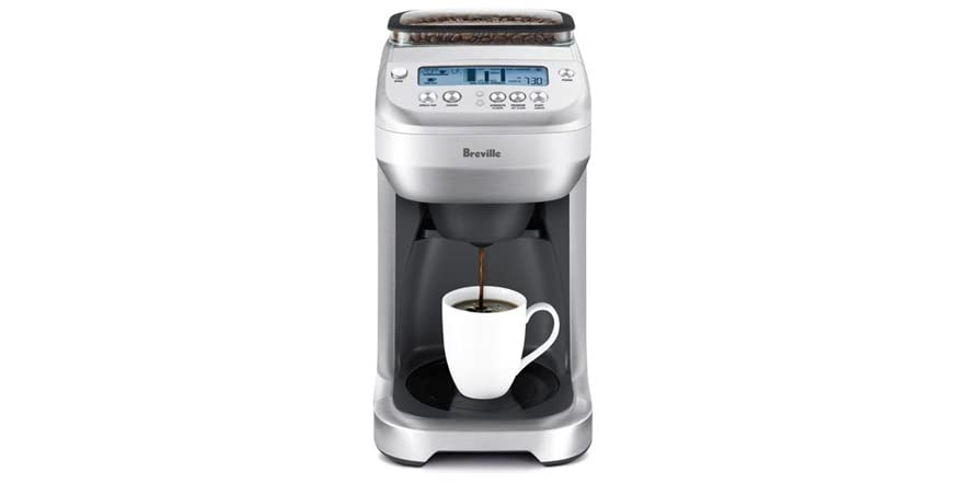 Breville Coffee Maker No Water : Breville YouBrew Coffee Maker