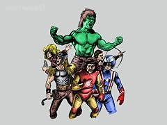 70s Avengers