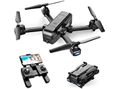 SNAPTAIN Foldable GPS FPV RC Quadcopter Drone