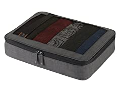 T-Tech by Tumi Packing Cube/Large, Charcoal