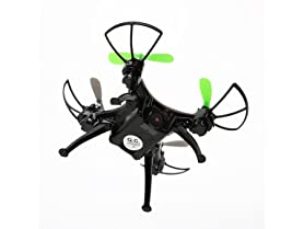 Contixo F3 RC App Track-Controlled Mini Quadcopter Drone