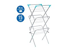 Foldable Drying Rack, 3 Tier