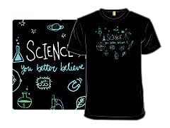 Science - You Better Believe It!