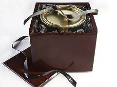 Fleur De Sel Pistachios 32 oz.- Box