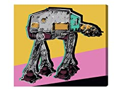 Warhol AT-AT (4-Sizes)