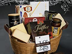 Captivate the Crowd Gift Basket