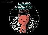 Human Sacrifice - For Cats