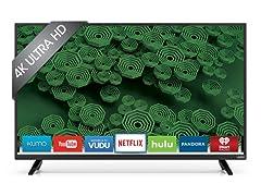 "VIZIO 55"" 4K Full‑Array LED Smart TV"
