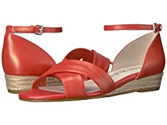 Anne Klein Women's Nanetta Espadrille Wedge Sandal