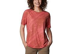 Columbia Women's Chill River SS Shirt