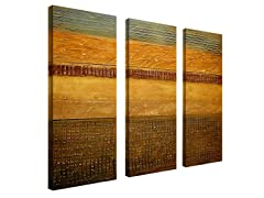 Michelle Calkins Earth Layers 3-Pc Set