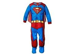 Superman Blanket Sleeper (12M-24M)