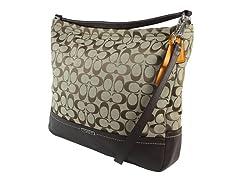 Park Signature Hobo Shoulder Handbag, Kh