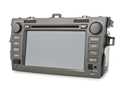 Toyota Corolla 2009-11 Direct Fit Multimedia+Navi