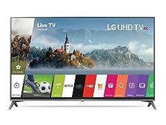 LG 65UJ6540 4K UHD HDR Smart LED TV 65in