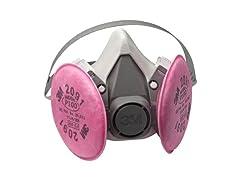 Half Facepiece Reusable Respirator Kit