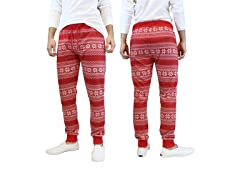 GBH Men's Holiday Inspired Jogger Pant