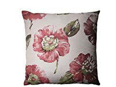 Venus 23-Inch Floor Pillow-Petal