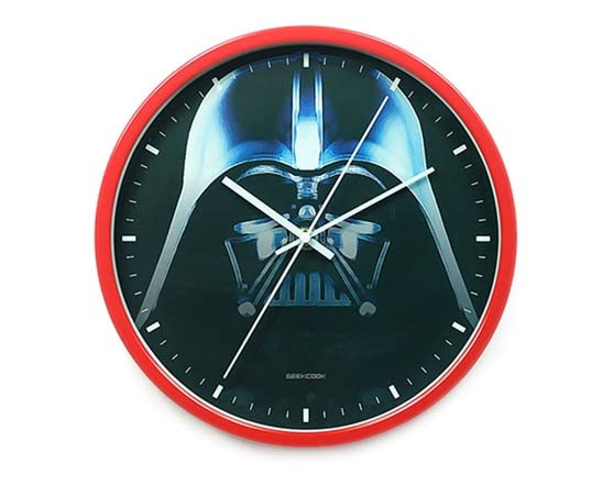 Darth Vader Wall Clock Sellout Woot