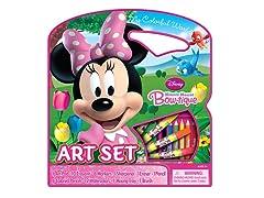 Disney Minnie BowTique Lg Activity Case