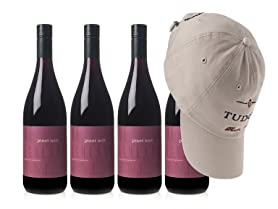 The Highlands Project Pinot Noir (4) w/Hat