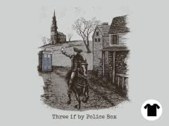 Three if by Police Box
