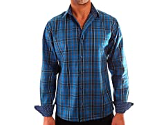 Lucky Luciano Gansevoort Slim Fit Casual Shirt