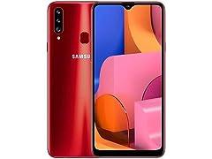 Samsung Galaxy A20s A207M/DS, 32GB/3GB RAM Dual SIM 6.5''HD+