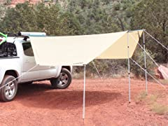 Car-Side Awning