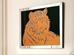 Tiger Wall Mirror