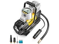 AstroAI 150-PSI Portable Air Compressor Pump