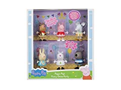 Peppa Pig Fancy Dress Party Toy Figures