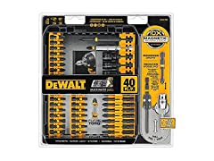 DEWALT 40-Piece IMPACT READY FlexTorq Screw Driving Set