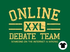 Online Debate Team
