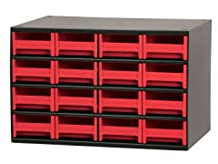 Akro-Mils 16 Drawer Storage Bin