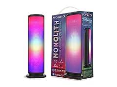 Portable LED Bluetooth Speaker w/ Lights