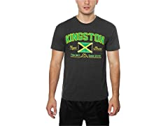 Kappa Men's Kingston Mondo S/S T-Shirt