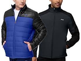 FILA Men's Jackets