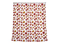 Interdesign Gerbera Daisy Shower Curtain