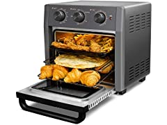 WEESTA 19-Quart Air Fryer Toaster Oven