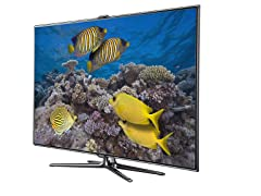 "Samsung 46"" 1080p 3D LED Smart TV w/WiFi"