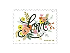 USPS Love Flourishes Stamps
