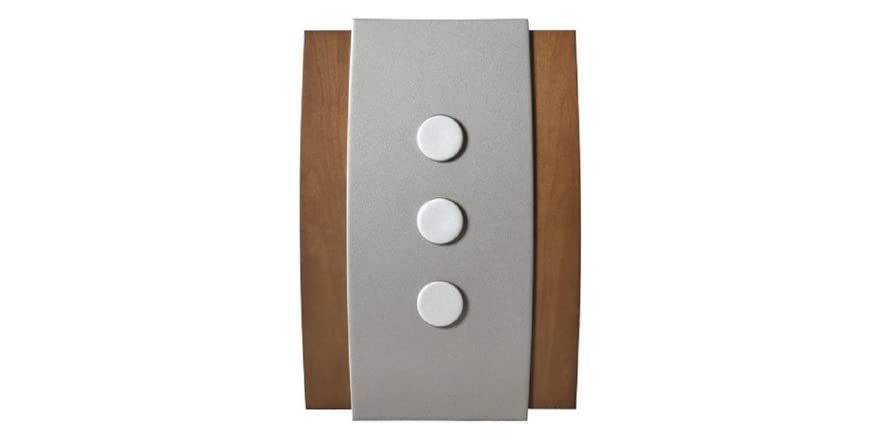 Honeywell decor wired door chime for Door open chime