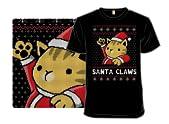 Santa Claws Sweater