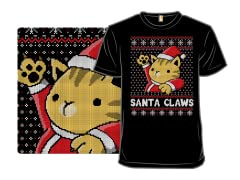 Santa Claws Sweater