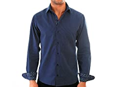 Lucky Luciano Monroe Slim Fit Casual Shirt