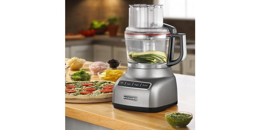 Kitchenaid 9 cup food processor - Kitchenaid food processor opinioni ...